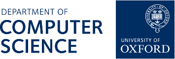 University of Oxford, Department of Computer Science logo
